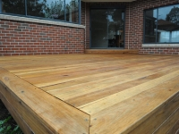 Blackbutt Decking @ North Shore