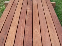 Example of Jarrah Decking