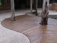 Yellow Stringybark Decking - Boardwalk @ Jeavons Eltham