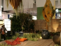 Yellow Stringybark Decking @ Patio Master Collection Design Show