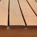 Letting the Timber Weather VS Oiling And Laying It Straight Away