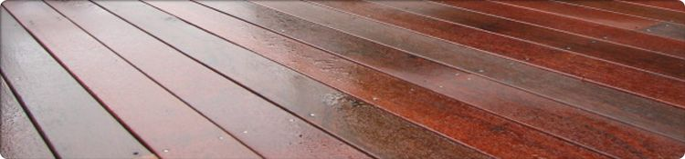 Jarrah Decking (Wet)