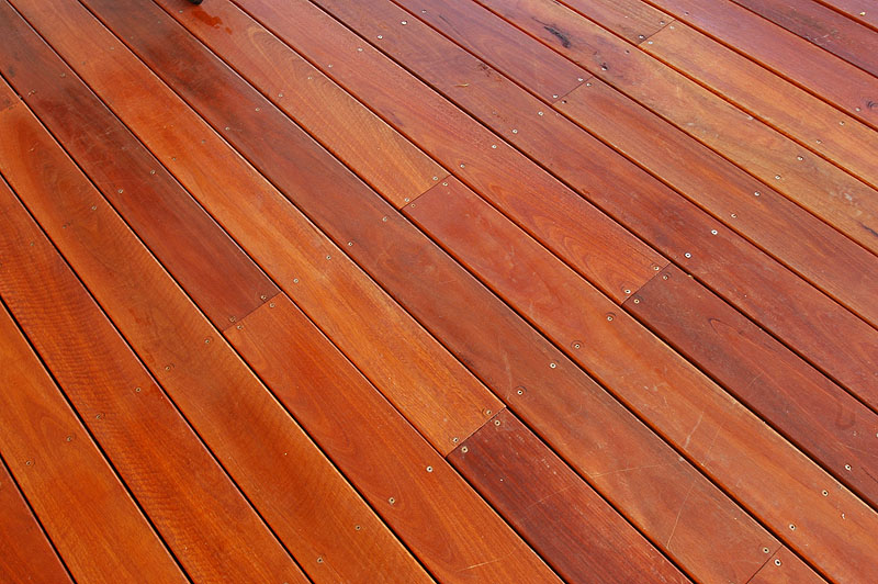 Forest redgum gallery hardwood decks for Hardwood timber decking