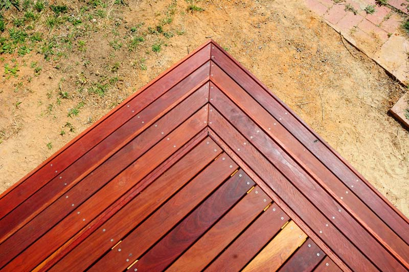 Ironbark Gallery Hardwood Decks