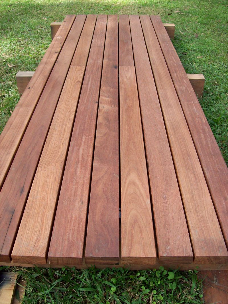 Jarrah Gallery Hardwood Decks