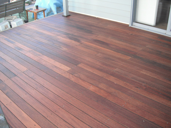 Forest Redgum Gallery Hardwood Decks
